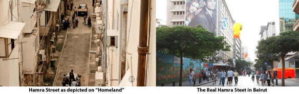 Image result for homeland beirut
